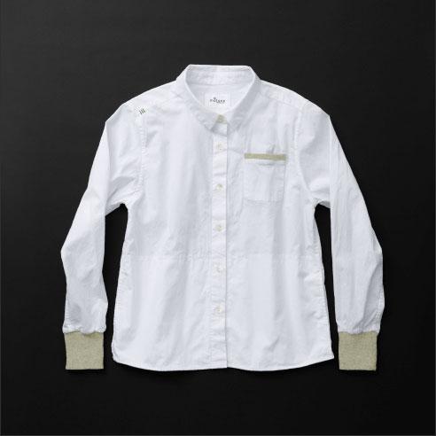 レディス マルチポケットシャツ