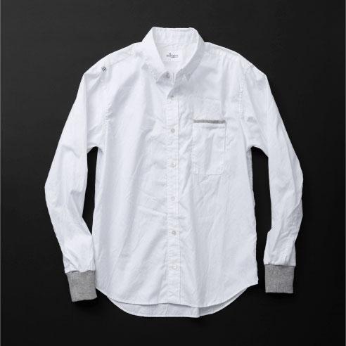 メンズスタンダードシャツ