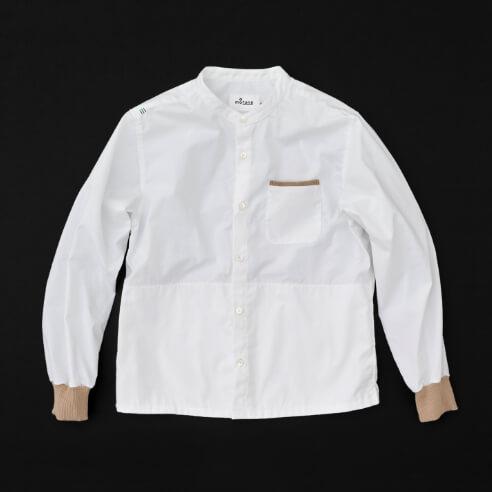 ユニセックス マルチポケットシャツ